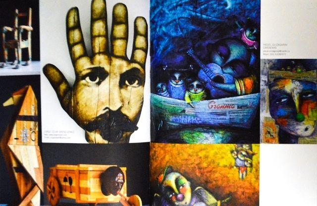 sancti spiritus, trinidad, artes visuales, artes plasticas, escultura, revista artes por excelencias