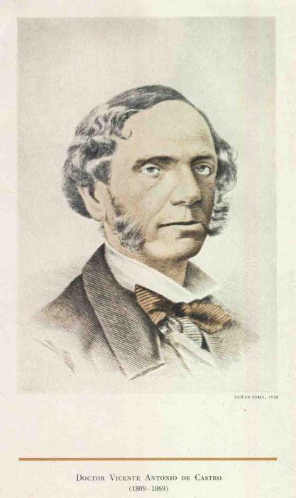 Vicente Antonio falleció el 12 de mayo de 1869.