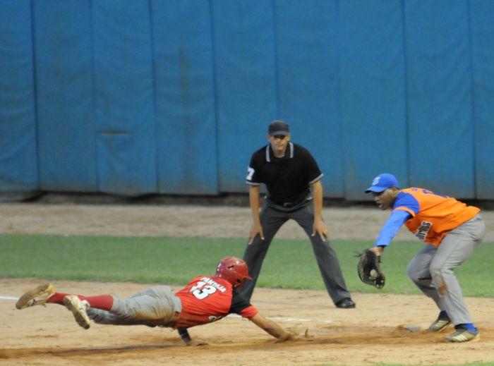 sancti spiritus, beisbol, arroceros espirituanos, campeonato nacional sub 23
