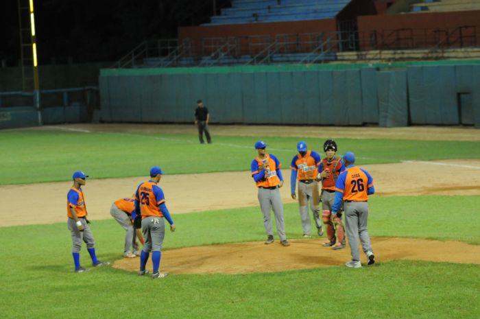 sancti spiritus, arroceros sub 23, gallos sub 23, campeonato nacional de beisbol sub 23