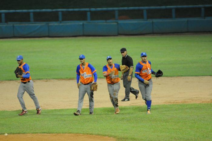 beisbol, arroceros espirituanos, campeonato nacional de beisbol sub-23, beisbol, sancti spiritus, la habana