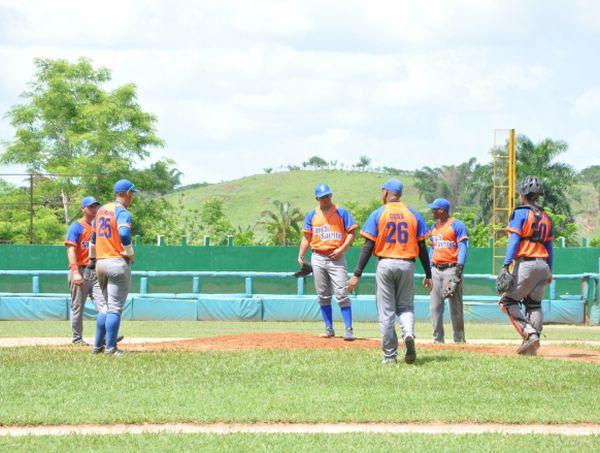 sancti spiritus, beisbol, arroceros sub-23, gallos sub 23, campeonato nacional de beisbol sub 23