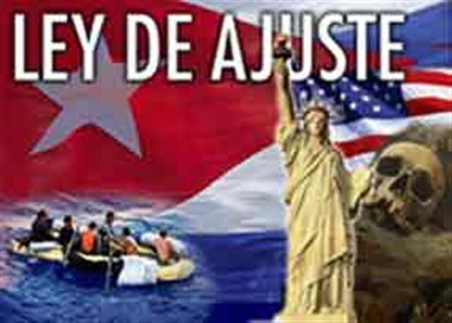 estados unidos, cuba, ley de ajuste cubano, justicia