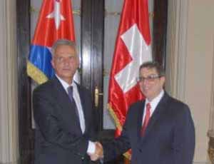Burkhalter destacó que para Suiza es un honor haber contribuir en todos estos años, siendo útiles y honestos, al diálogo entre La Habana y Washington.