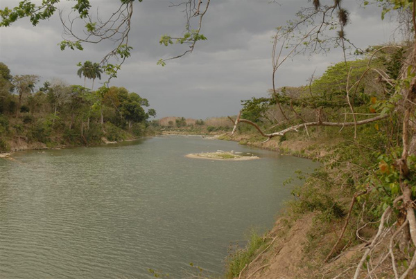 sancti spiritus, cuenca zaza, medio ambiente, recursos hidraulicos, ilegalidades