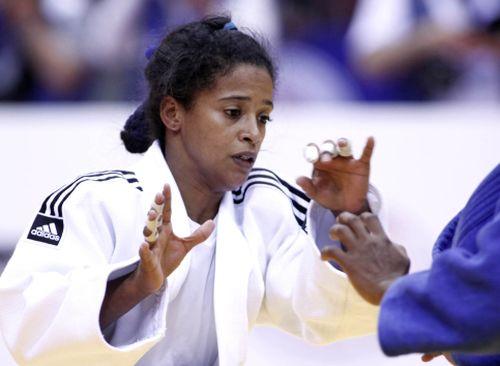 Dayaris se fue sin medalla en el Mundial de Judo.