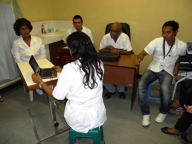 sancti spiritus, salud publica, medicos cubanos, timor leste
