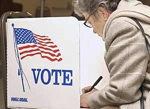 El derecho al voto en Estados Unidos es actualmente más frágil que nunca.
