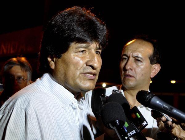 cuba, fidel castro, lider de la revolucion cubana, evo morales, bolivia