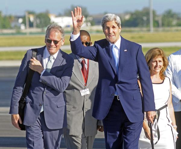 cuba, estados unidos, relaciones diplomaticas, relaciones cuba-estados unidos, john kerry