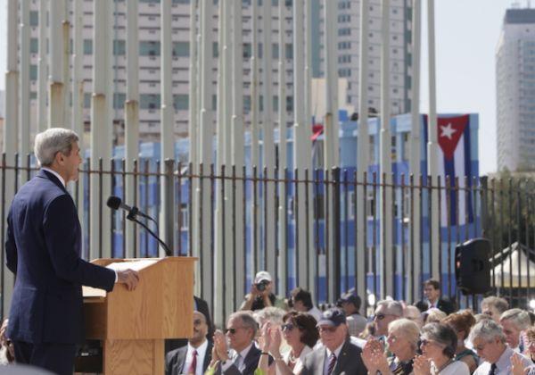 cuba, estados unidos, relaciones diplomaticas, john kerry