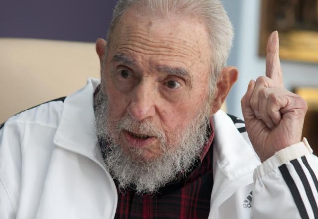 cuba, fidel castro, lider de la revolucion cubana, juventud rebelde, memorial jose marti