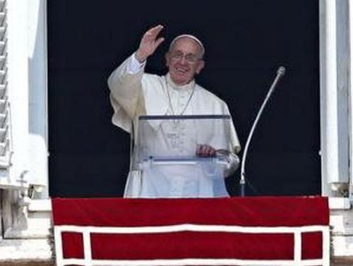 papa francisco, migrantes