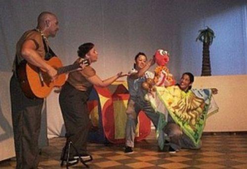 sancti spiritus, obra de teatro, granma, teatro proncipal