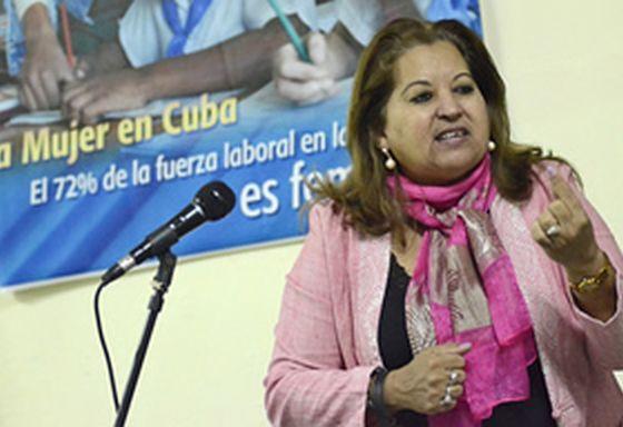 cuba, federacion de mujeres cubanas, fmc, mujeres