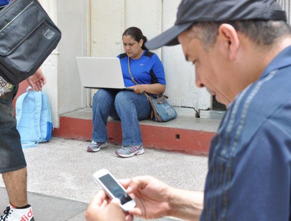 sancti spiritus, wifi, internet, internet en cuba. correo nauta, red de redes