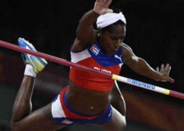cuba, campeonato mundial de atletismo, yarisley silva