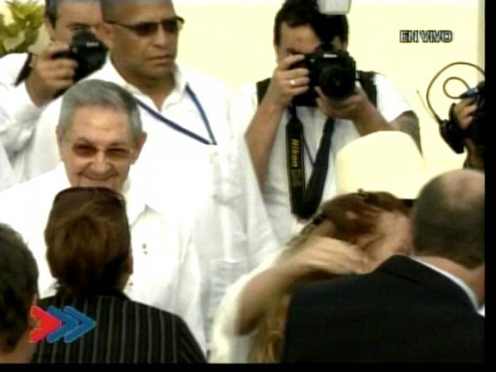 Raúl Castro presenciará la misa del Papa Francisco.