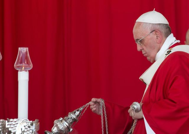 cuba, papa francisco en cuba, holguin, raul castro, misa, santa misa