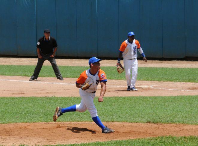 beisbol, sancti spiritus, gallos serie 55, serie nacional de beisbol, 55 snb