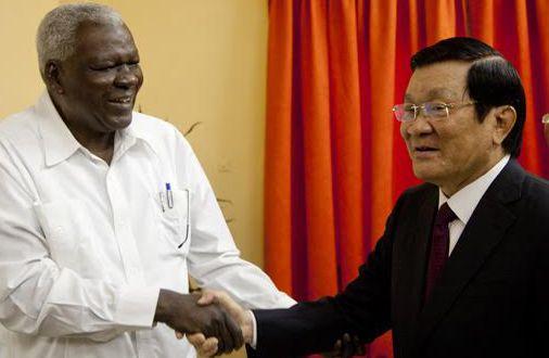 cuba, vietnam, esteben lazo, asamblea nacional de poder popular