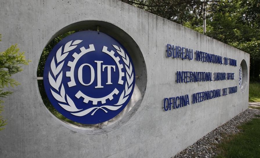 La ceremonia fue realizada en la sede de la Organización Internacional del Trabajo (OIT), en Ginebra, Suiza.