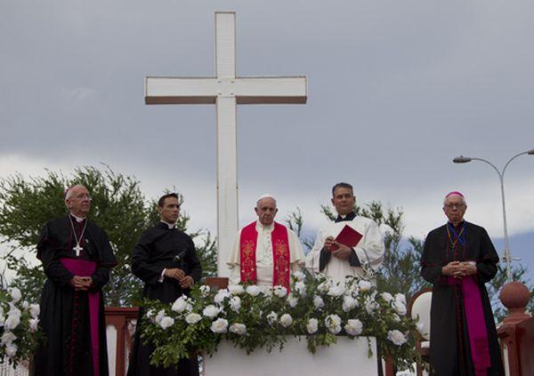 cuba, holguin, papa francisco, papa francisco en cuba, loma de la cruz