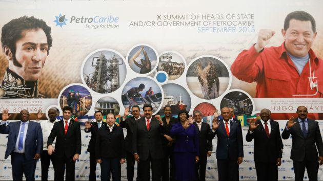 La décima cumbre de Petrocaribe sesionó en Jamaica.