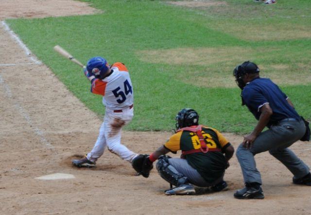 sancti spiritus, serie, nacional de beisbol, gallos snb 55