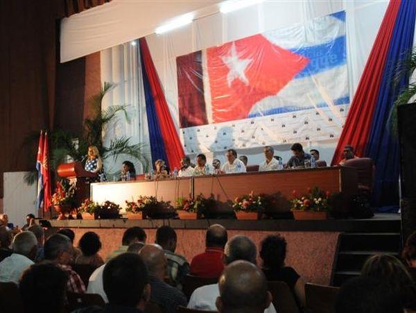 sancti spiritus, partido comunista de cuba, cabaiguan, pcc, produccion de alimentos, economia