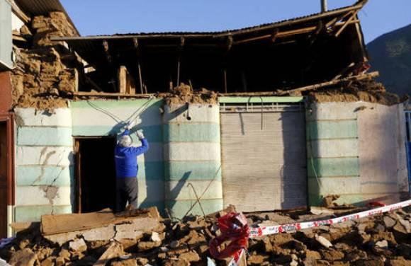 chile, terremoto en cuba