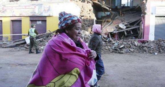 chile, terremoto en chile