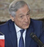 """""""Regresamos muy animados por los resultados palpables y positivos de esta visita"""", aseguró Heraldo Muñoz."""
