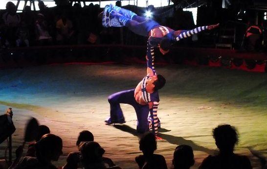 sancti spiritus, circo nacional de cuba