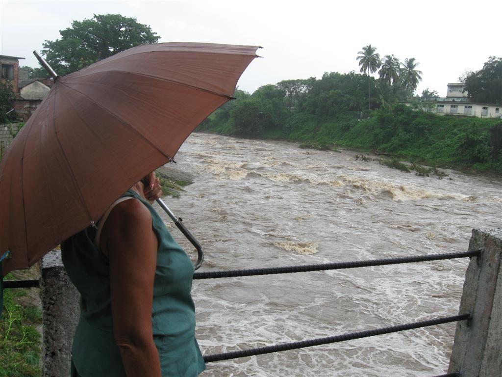 sancti spiritus, intensas lluvias, recursos hidraulicos, metereologia