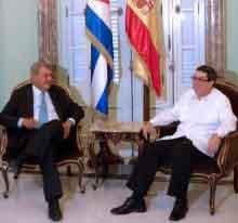 Durante el encuentro, abordaron diversos temas de interés bilateral.