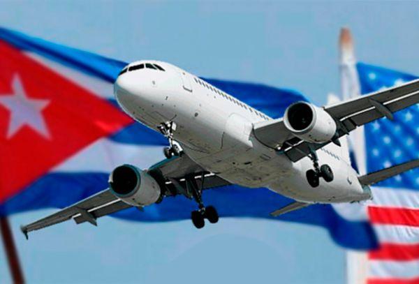cuba, estados unidos, vuelos, aviacion, relaciones cuba-estados unidos