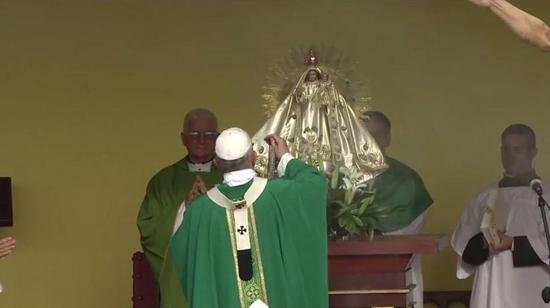 cuba, papa francisco, plaza de la revolucion, misa, papa francisco en cuba, raul castro