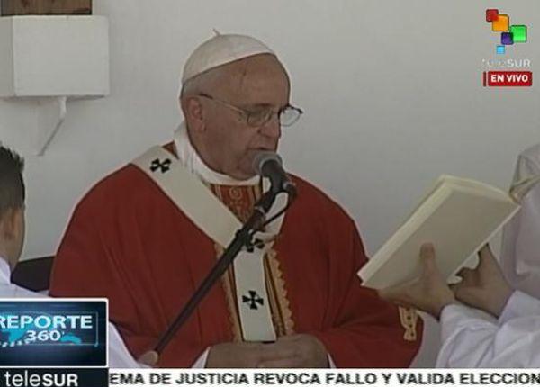 cuba, holguin, papa francisco, papa francisco en cuba, raul castro, misa