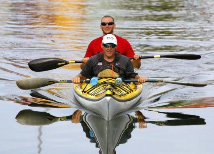 cuba, estados unidos, kayak estadounidenses, estrecho de la florida