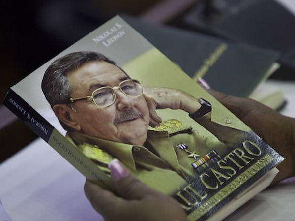 cuba, rusia, raul castro, revolucion cubana, feria del libro de moscu