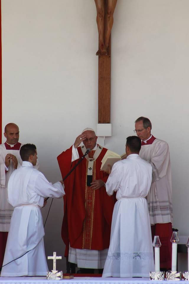 cuba, holguin, papa francisco en cuba, papa francisco, misa, santa misa, raul castro, vaticano