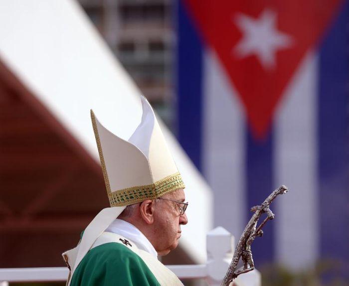 cuba, plaza de la revolucion, misa, papa francisco, papa francisco en cuba, vaticano