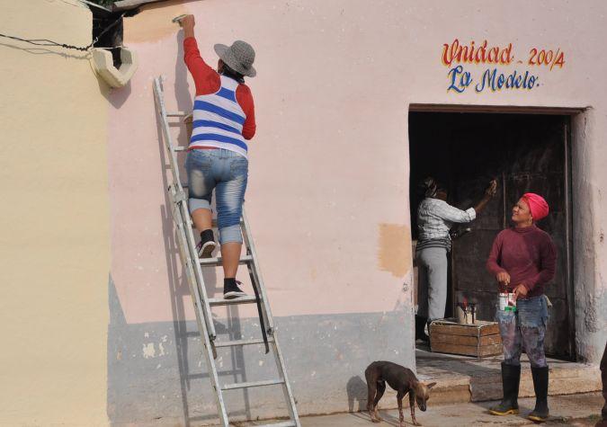 sancti spiritus, mujeres, federacion de mujeres cubanas, fmc