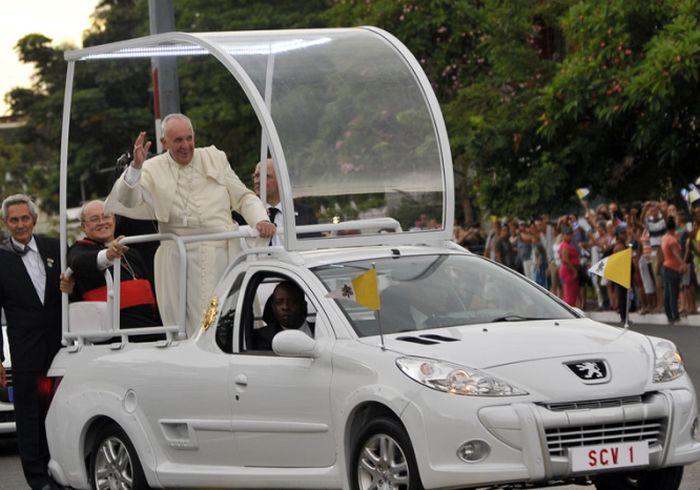 cuba, papa francisco en cuba