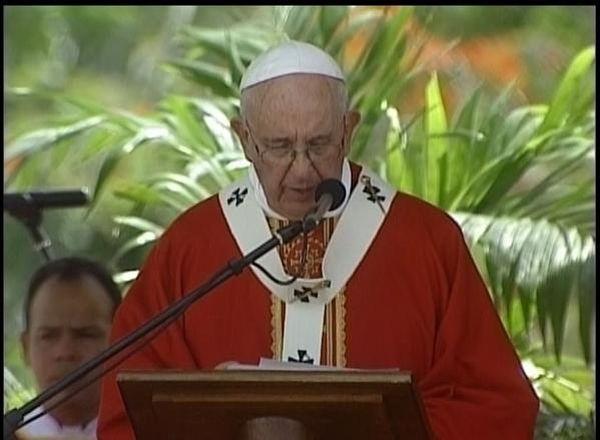 cuba, holguin, papa francisco, papa francosco en cuba, raul castro, misa