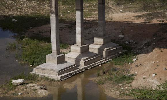 sancti spiritus, presa zaza, recursos hidraulicos, sequia, presas