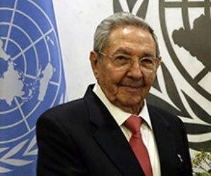 Raúl cumplió una intensa agenda durante su estancia en Nueva York.