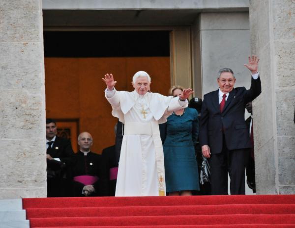 cuba, fidel castro, papa, visita del papa a cuba, santa sede, juan pablo II, papa benedicto XVI, papa francisco, papa francisco en cuba, sumo pontifice, papa benedicto XVI,