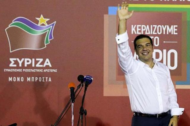 grecia, elecciones en grecia, alexis tsipras, syriza